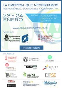 Congreso Nacional sobre Responsabilidad Social y Cooperativismo @ Parque Científico