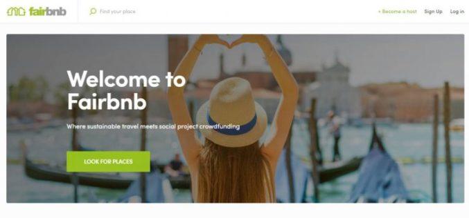 Nace el Fairbnb ético y sostenible