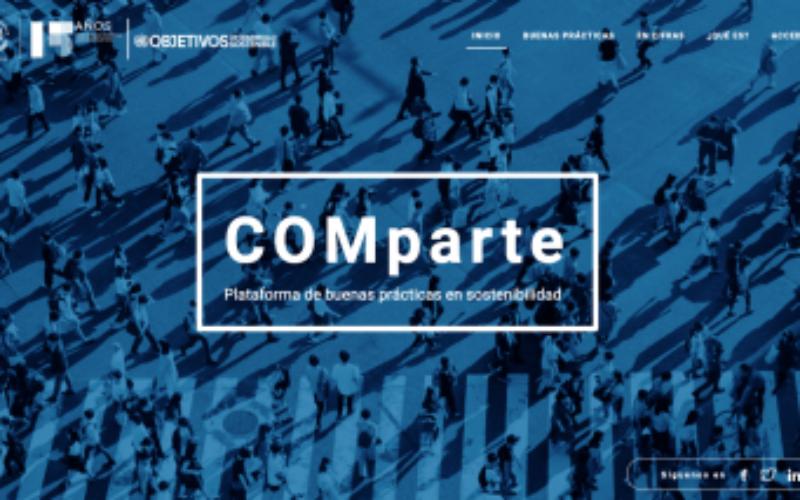 La Red Española del Pacto Mundial lanza COMparte
