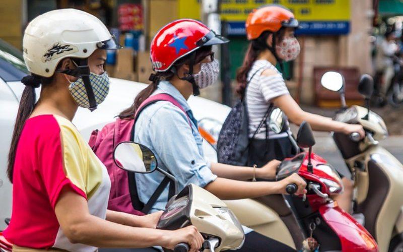 Revelan que la mala calidad del aire resta años de vida a los niños