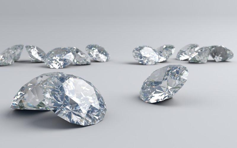 El impacto ambiental de minería de diamantes