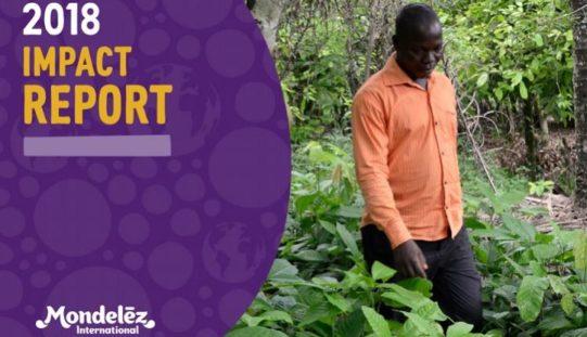 Mondelēz International redefine sus objetivos de impacto para 2025