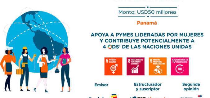 Se emitió el primer bono social de género en América Latina