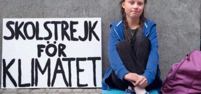 """El """"efecto Greta Thunberg"""" lleva a un auge en los libros ambientales para niños"""