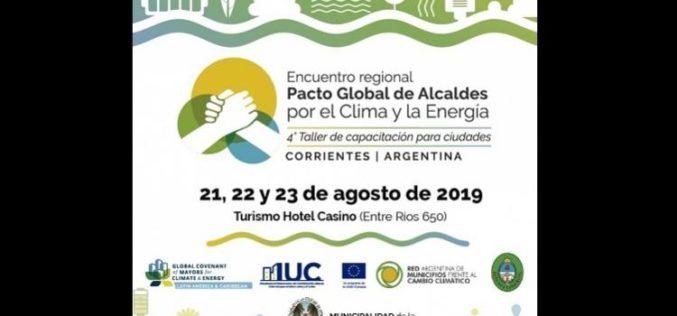 Ocho ciudades argentinas reconocidas por la Unión Europea por sus planes de acción climática