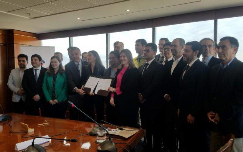 Chile: Firma de Acuerdo de Producción Limpia para el sector de Aparatos Eléctricos y Electrónicos