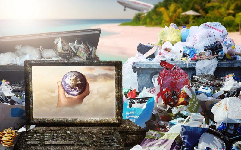 Datos sobre la contaminación que causa el plástico