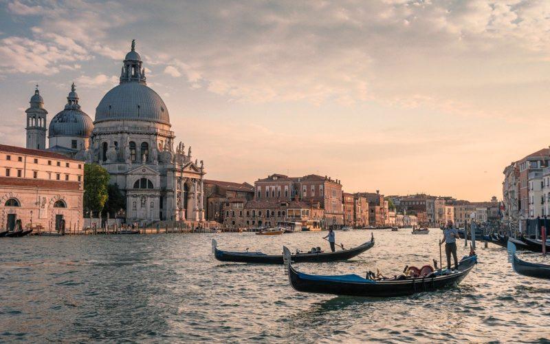 Venecia se está hundiendo ¿Es por el Calentamiento Global?