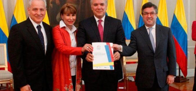 Colombia lanza su primera Iniciativa de Paridad de Género
