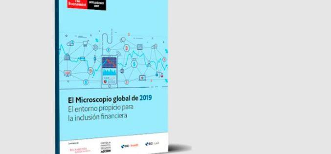 Colombia lidera por segundo año consecutivo el Microscopio Global de Inclusión Financiera
