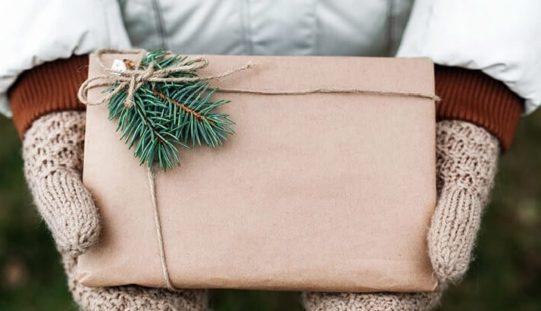 Regalos de Navidad éticos y ecológicos