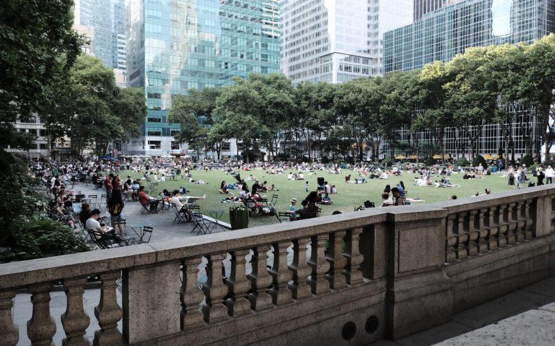Los espacios verdes en las ciudades pueden evitar muertes prematuras