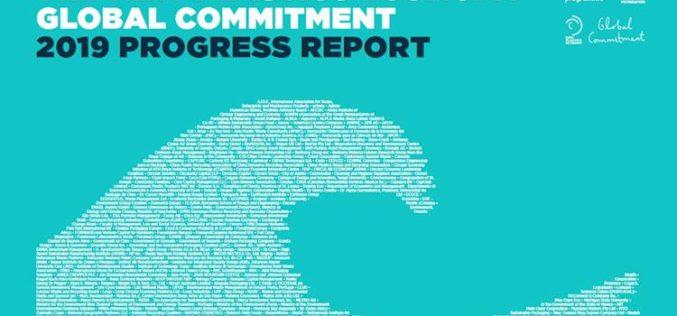 Informe revela progresos en los compromisos globales para eliminar la contaminación por plásticos