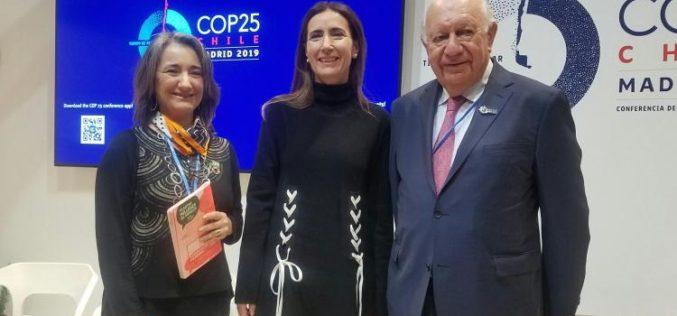 El sector privado chileno se manifiesta sobre las metas climáticas (NDC) de Chile
