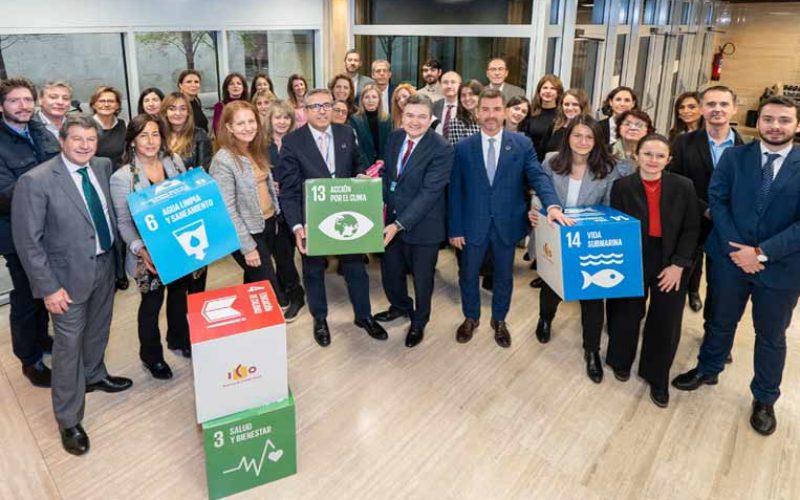 El Grupo de RS en Empresas Públicas presenta sus avances en transparencia y Agenda 2030