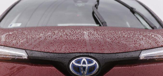 Toyota matricula su primer vehículo eléctrico de hidrógeno en España