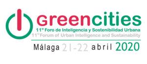 Greencities, Foro de Inteligencia y Sostenibilidad Urbana @ FYCMA – Palacio de Ferias y Congresos de Málaga