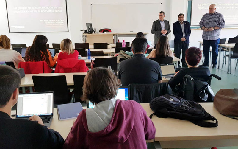 UCLM: Las facultades de Comunicación y de Ciencias Sociales de Cuenca han participado en la Semana Universitaria de la Economía Social