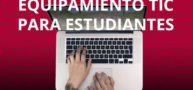 Crisis Covid19: La UCLM compensa la brecha digital entre sus estudiantes universitarios para finalizar el curso