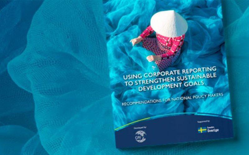 GRI publica recomendaciones sobre cómo los informes corporativos pueden fortalecer los ODS