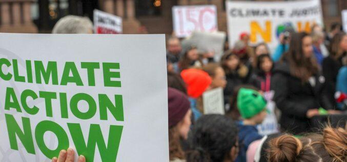 Llamada mundial a la acción climática