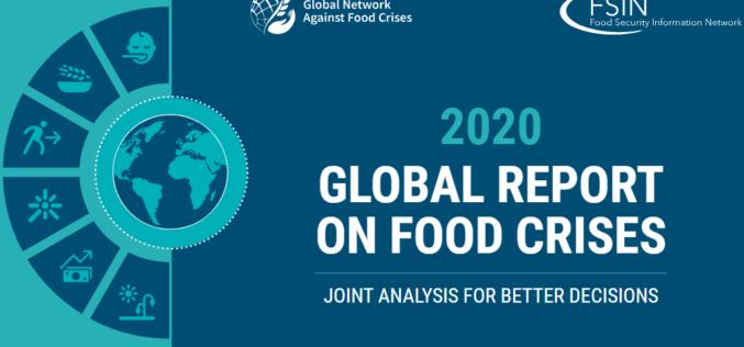 La inseguridad alimentaria ha aumentado mundialmente