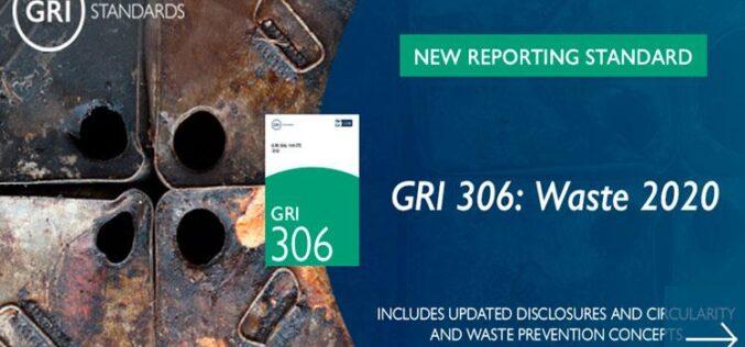 GRI presenta Estándar de sostenibilidad para la gestión de residuos