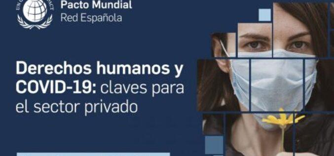 """""""No dejar a nadie atrás"""" : empresas y Derechos Humanos"""