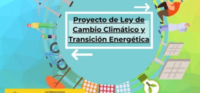 Ley de Cambio Climático y Transición Energética en España