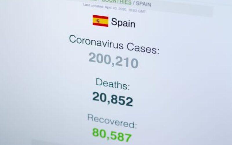 Transparencia y publicidad activa: COVID-19 y el estado de alarma en España