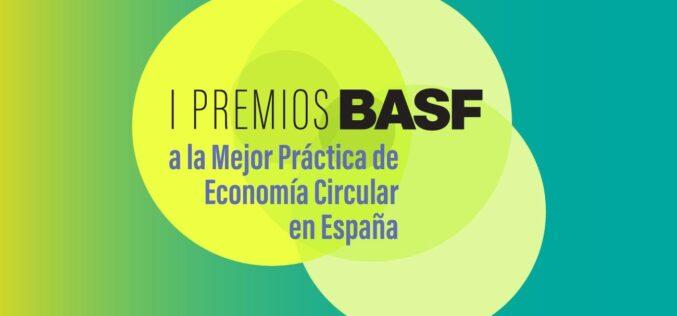 II Edición del premio BASF a la mejor práctica de Economía Circular en España