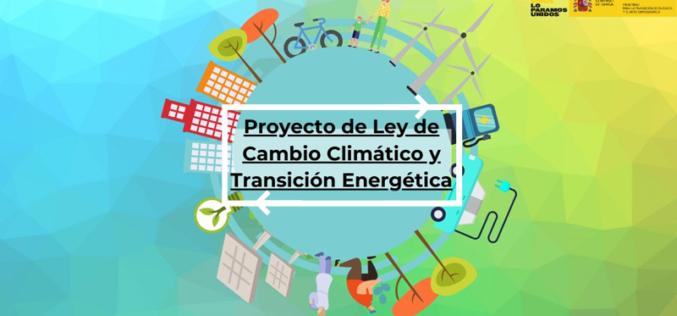 España: El proyecto de Ley de Cambio Climático en la recta final