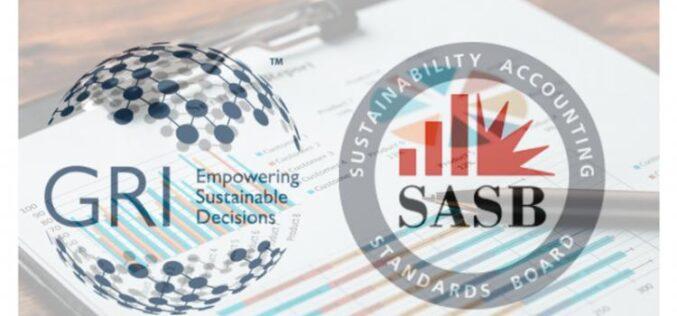 GRI y SASB anuncian colaboración para avanzar en su alineación