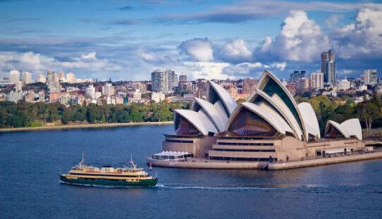 Sidney funciona con energía 100% renovable