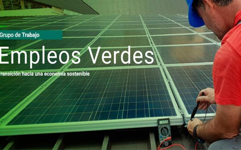Se creó el Mapa del Empleo Verde Local en Argentina