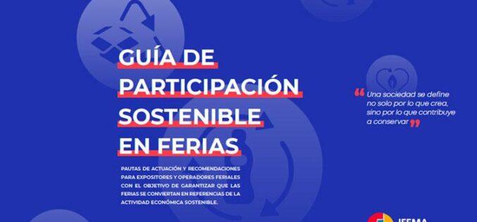 Guía de participación Sostenible en Ferias