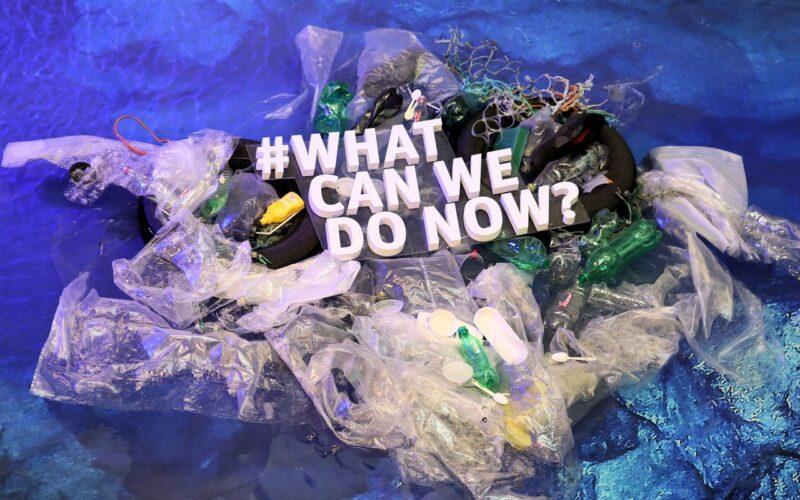 Desechos plásticos inundan los océanos, se triplicarán en 20 años