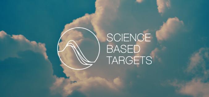Primera empresa Latinoamericana productora de Acero en sumarse a la iniciativa Metas basadas en la Ciencia