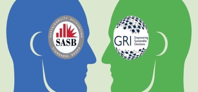 ¿GRI vs SASB? o ¿GRI + SASB?