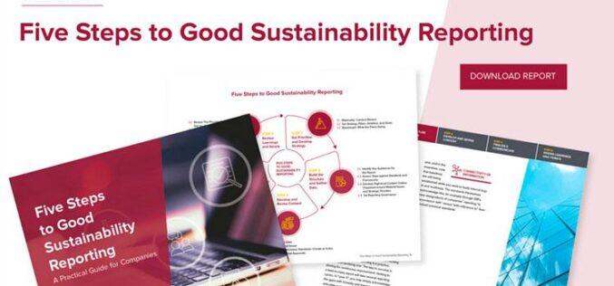 Cinco pasos para una correcta elaboración de reportes de sostenibilidad