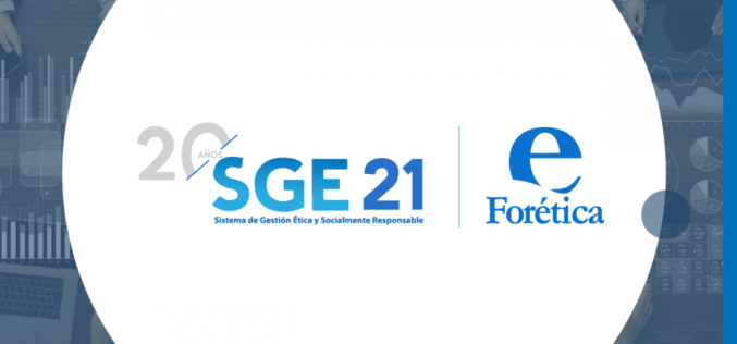 Más de 150 organizaciones certifican su gestión ética y socialmente responsable con la Norma SGE 21 de Forética