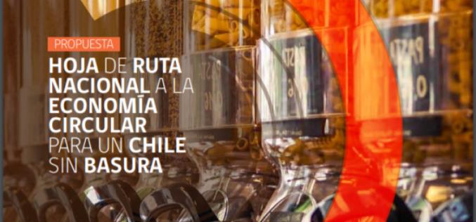 Chile abre a consulta pública su Hoja de Ruta Nacional a la Economía Circular