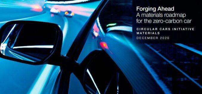 Hoja de ruta para que la industria automotriz sea circular y sin carbono