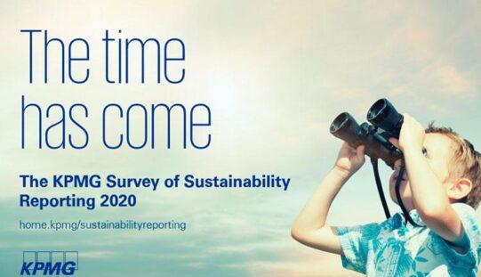Tendencias en Reportes: informar sobre los riesgos financieros inherentes al cambio climático y los problemas sociales