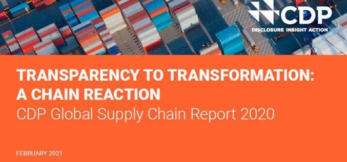 Los riesgos ambientales de la cadena de suministro costarán a las empresas 120.000 millones de dólares para 2026
