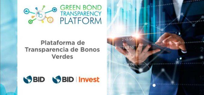 Nace la Plataforma de Transparencia de Bonos Verdes de América Latina y el Caribe