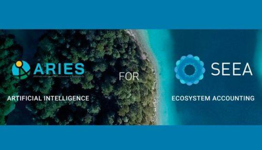 Primera herramienta de inteligencia artificial para la contabilidad rápida del capital natural