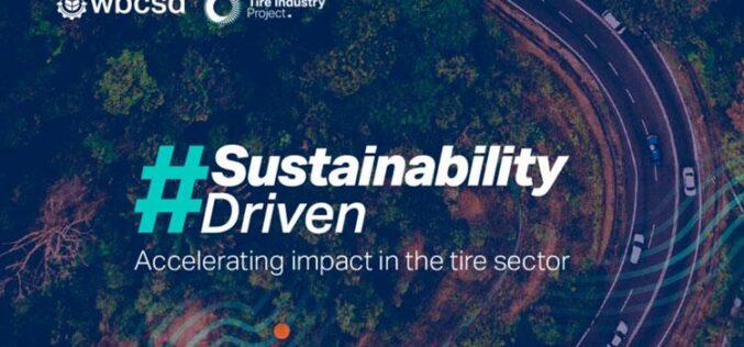 Los principales fabricantes de neumáticos lanzan una Hoja de Ruta de sostenibilidad