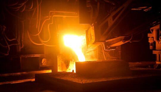 Seis bancos globales se unen para descarbonizar el acero