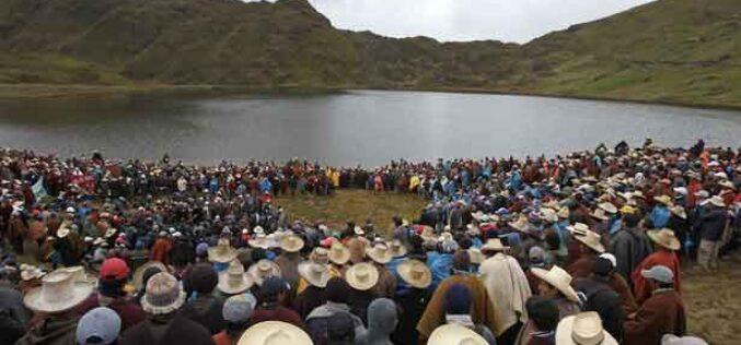 El papel de los pueblos indígenas contra el cambio climático